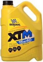 Моторное масло Bardahl XTM 15W-40 5л