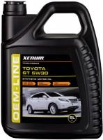 Моторное масло Xenum OEM-Line Toyota ST 5W-30 5л