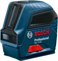 Фото - Нивелир / уровень / дальномер Bosch GLL 2-10 Professional 0601063L00 без штатив