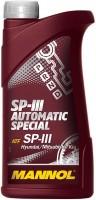 Фото - Трансмиссионное масло Mannol SP-III Automatic Special 1л