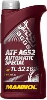 Фото - Трансмиссионное масло Mannol ATF AG52 Automatic Special 1л
