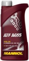 Фото - Трансмиссионное масло Mannol ATF AG55 1л