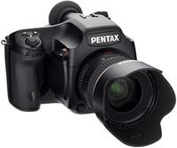 Фотоаппарат Pentax 645D  kit 55