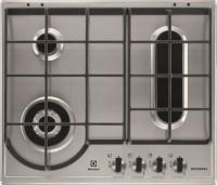 Фото - Варочная поверхность Electrolux EGH 6349 BOX нержавеющая сталь