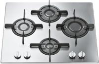 Фото - Варочная поверхность Hotpoint-Ariston FTGHL 641 D IX нержавеющая сталь