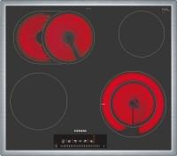 Фото - Варочная поверхность Siemens ET 645FNN1 черный