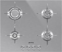 Фото - Варочная поверхность Smeg PXL664 нержавеющая сталь