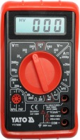 Мультиметр / вольтметр Yato YT-73080