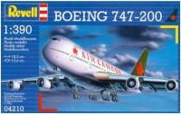 Сборная модель Revell Boeing 747-200 (1:390)