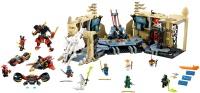 Фото - Конструктор Lego Samurai X Cave Chaos 70596