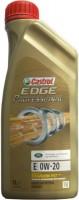 Моторное масло Castrol Edge Professional E 0W-20 1L 1л