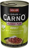 Корм для собак Animonda Gran Carno Fleisch Plus Rabbit/Herbs 0.8 kg 0.8кг