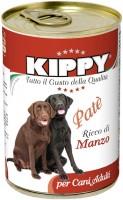 Фото - Корм для собак Kippy Adult Pate with Beef 0.4 kg