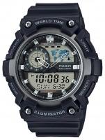 Фото - Наручные часы Casio AEQ-200W-1A