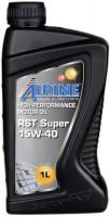 Моторное масло Alpine RST Super 15W-40 1л