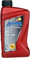 Моторное масло Alpine RSL 5W-20 1л