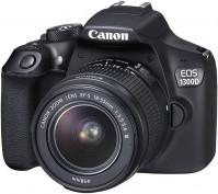 Фотоаппарат Canon EOS 1300D  kit 18-55 + 75-300