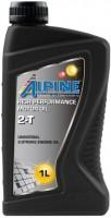 Моторное масло Alpine 2T 1л