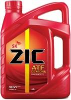 Трансмиссионное масло ZIC ATF Dexron VI 4л