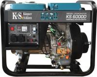 Электрогенератор Konner&Sohnen KS 6000D