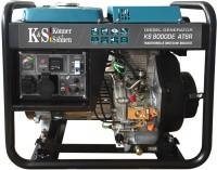 Электрогенератор Konner&Sohnen KS 8000DE ATSR