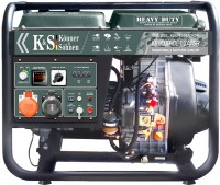 Фото - Электрогенератор Konner&Sohnen Heavy Duty KS 9000HDE-1/3 ATSR