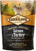 Корм для собак Carnilove Adult Large Breed Salmon/Turkey 1.5кг