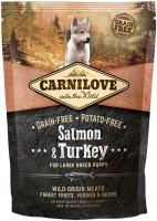 Корм для собак Carnilove Puppy Large Breed Salmon/Turkey 1.5кг
