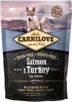 Корм для собак Carnilove Puppy Salmon/Turkey 1.5кг