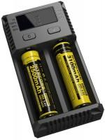 Фото - Зарядка аккумуляторных батареек Nitecore Intellicharger NEW i2