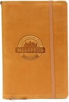 Блокнот Blankster Megapolis Brown