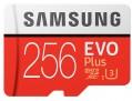 Samsung EVO Plus 100 Mb/s microSDXC UHS-I U3  256ГБ