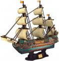 CubicFun The Spanish Armada San Felipe T4017h