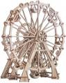 Wood Trick Observation Wheel