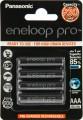 Panasonic Eneloop Pro  4xAAA 930 mAh