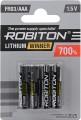 Robiton  4xAAA Lithium Winner