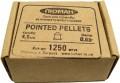 Luman Pointed Pellets 4.5 mm 0.68 g 1250 pcs
