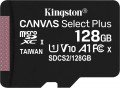 Kingston microSDXC Canvas Select Plus  128ГБ