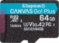 Kingston microSDXC Canvas Go! Plus  64ГБ