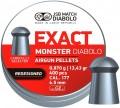 JSB Monster Redesigned 4.52 mm 0.87 g 400 pcs