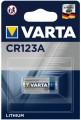 Varta  1xCR123A