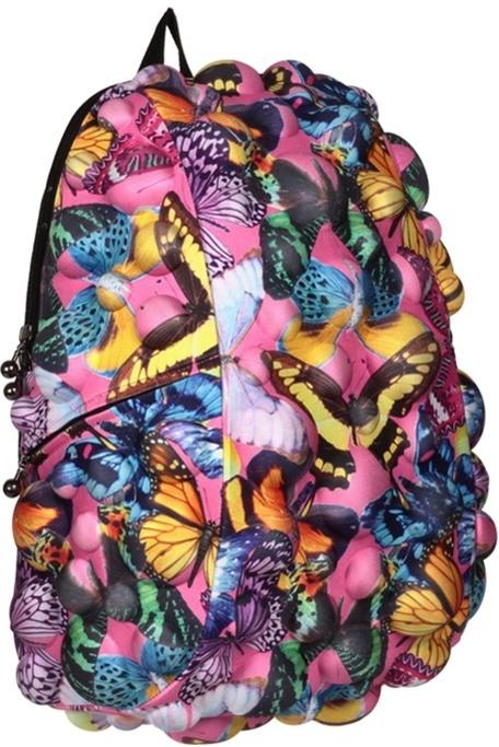 2a7a802b2821 MadPax Bubble Full Butterfly - купить школьный рюкзак: цены, отзывы,  характеристики > стоимость в магазинах Украины: Киев, Днепропетровск,  Львов, Одесса