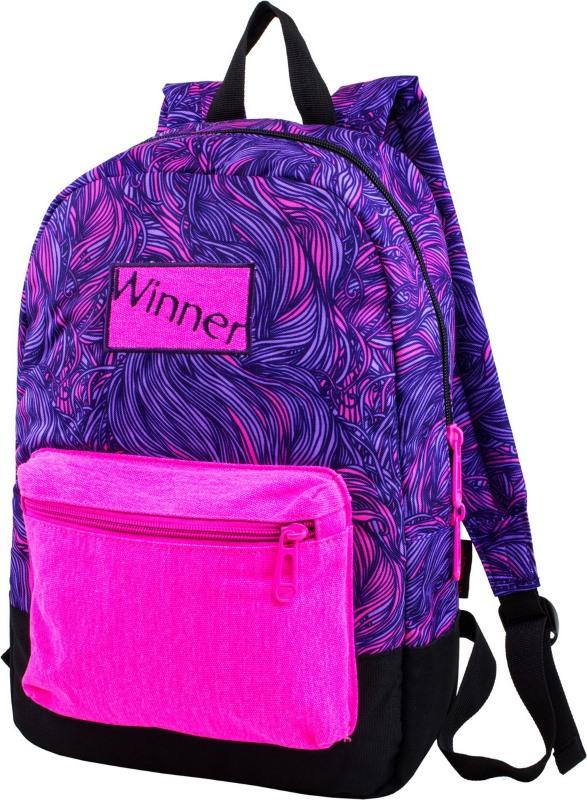 8213da52f5e8 Winner 167 - купить школьный рюкзак: цены, отзывы, характеристики >  стоимость в магазинах Украины: Киев, Днепропетровск, Львов, Одесса