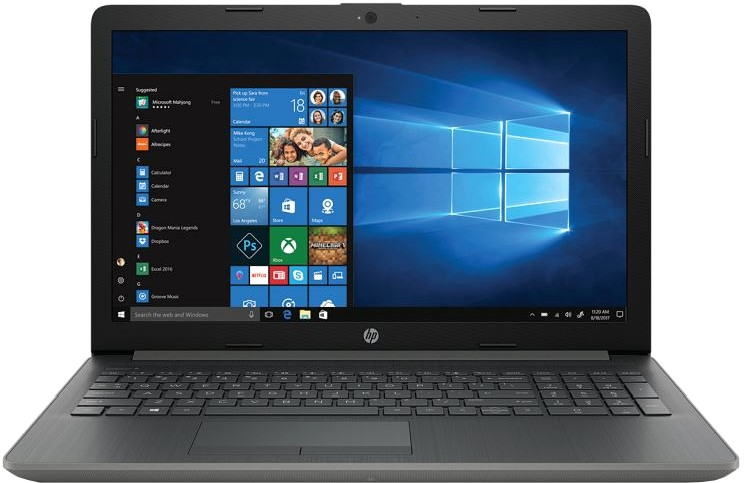 Notebook  HP Compaq  HP 15 15.6 FHD i5-8250U, 8GB, 1TB,GeForce MX110  2GB,  FreeDOS, Smoke grey