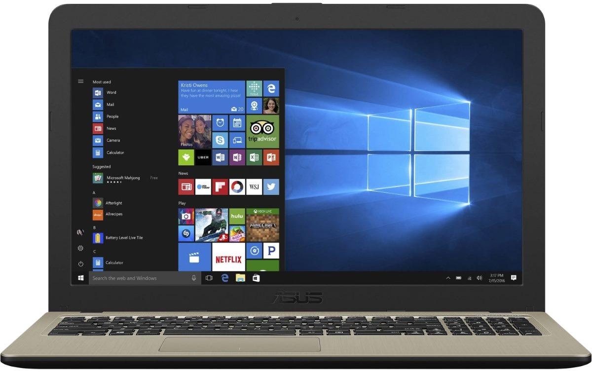 Notebook  Asustek  Asus  X540M  15.6 HD  Cel N4000, 4GB, 500GB, NO ODD, FreeDOS, Black