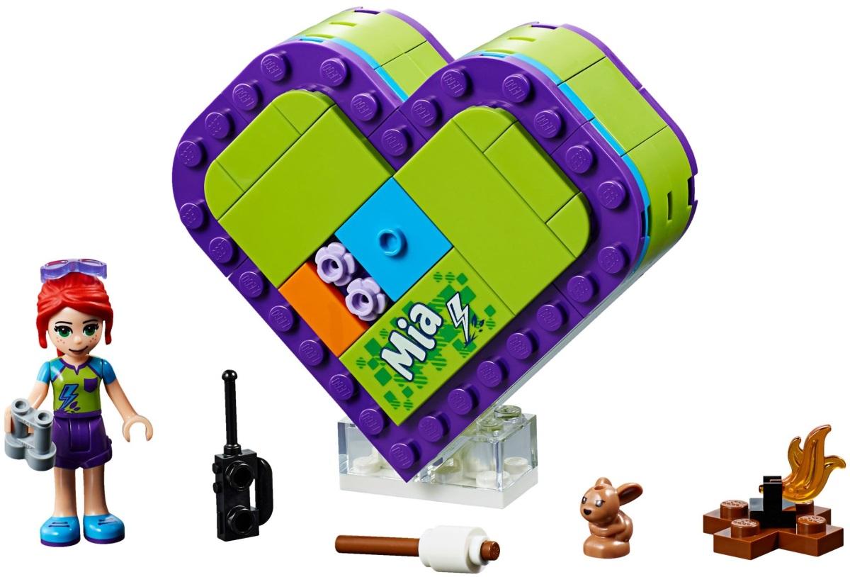 Lego Mias Heart Box 41358 (41358) - купить конструктор: цены ...