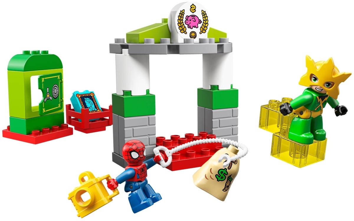 Lego Spider-Man vs. Electro 10893 (10893) - купить конструктор ...