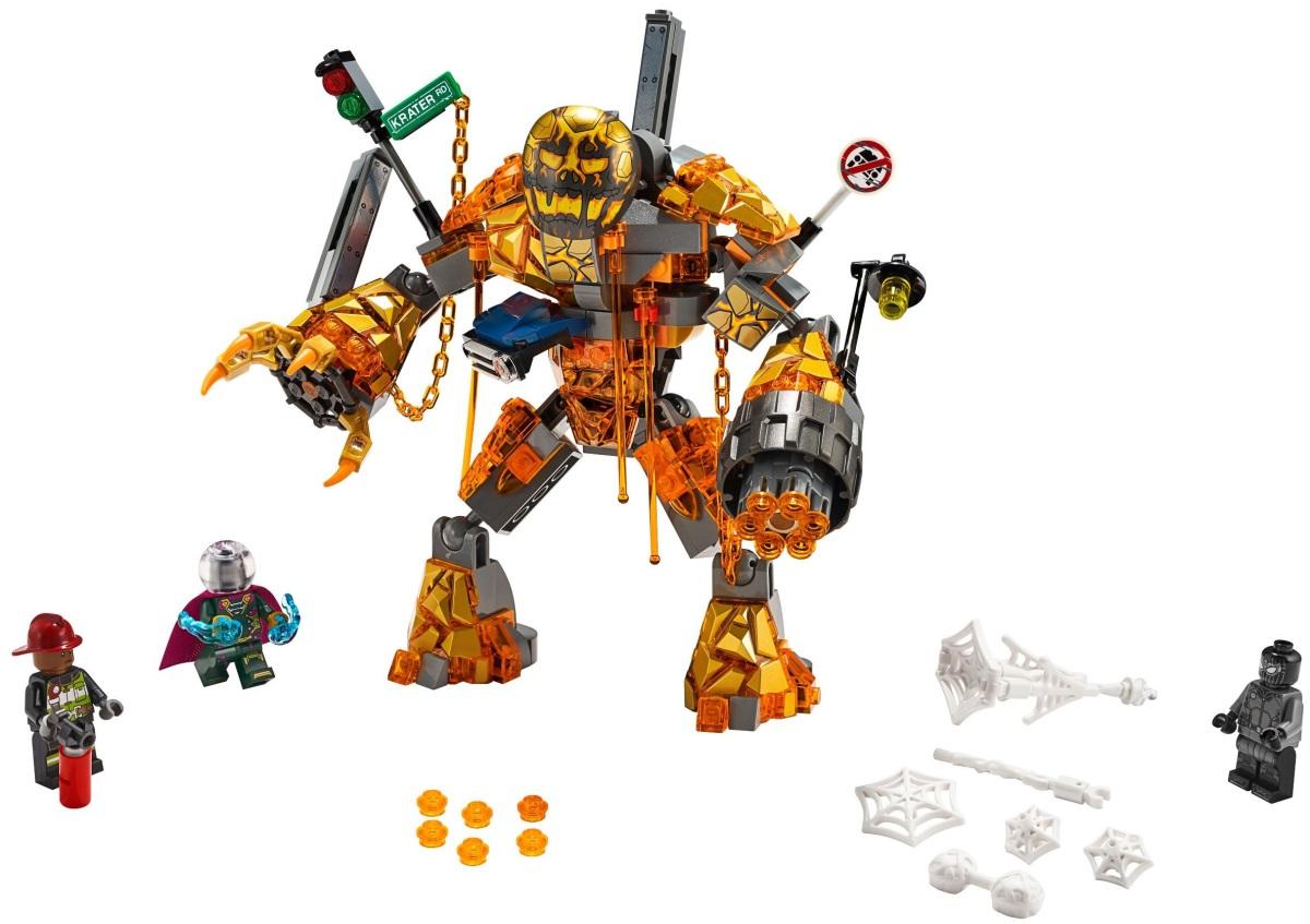 Lego Molten Man Battle 76128 (76128) - купить конструктор: цены ...