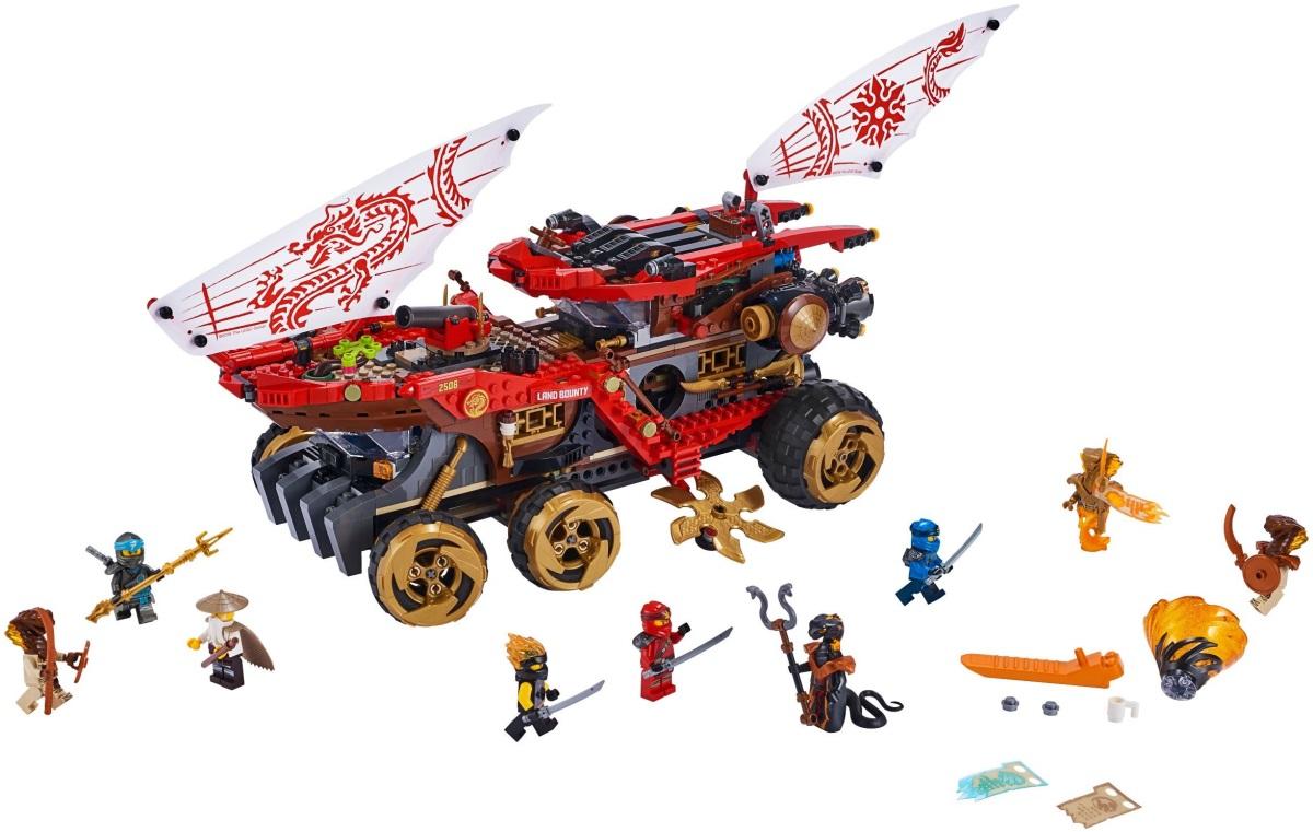 Lego Land Bounty 70677 (70677) - купить конструктор: цены, отзывы ...