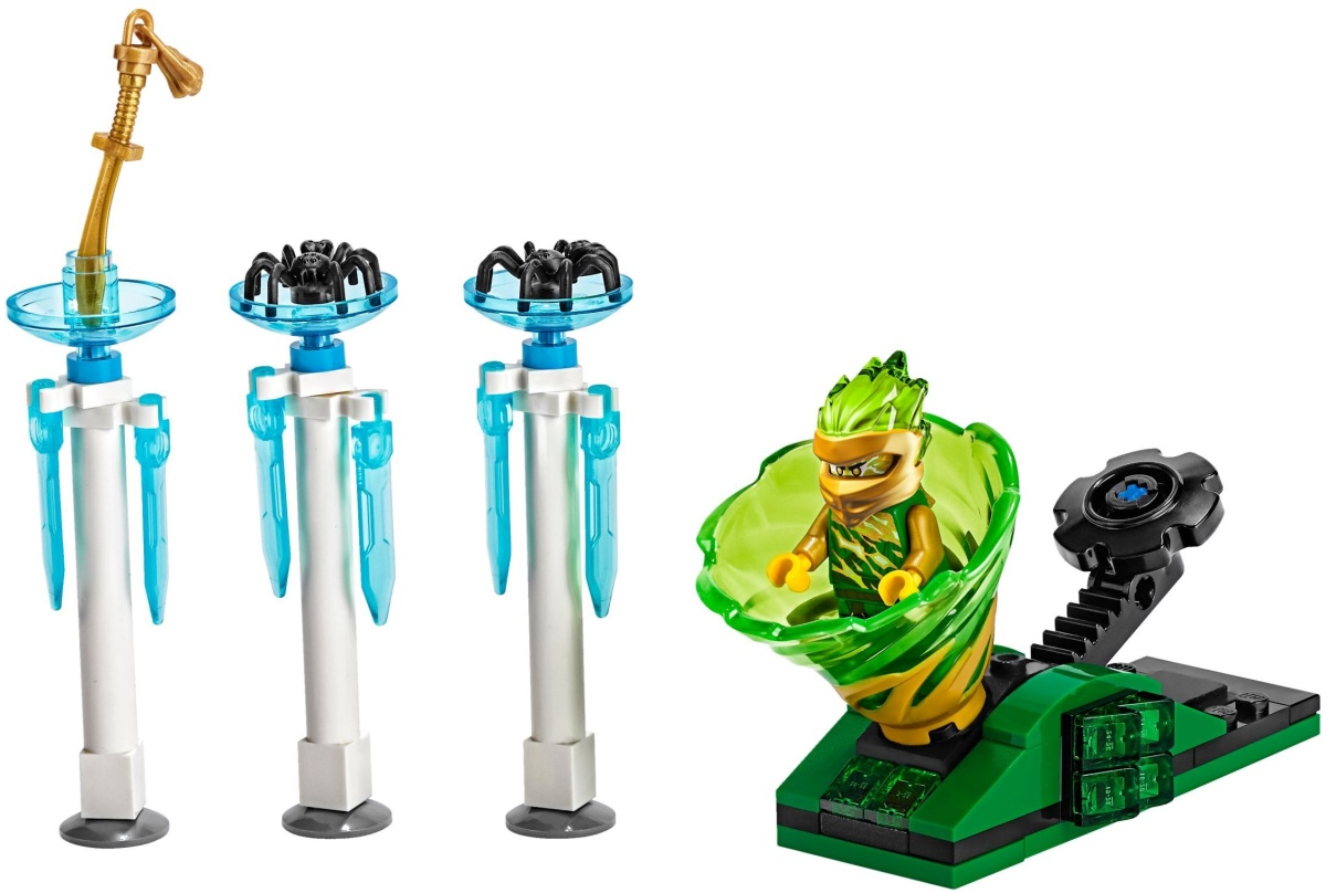 Lego Spinjitzu Slam - Lloyd 70681 (70681) - купить конструктор ...